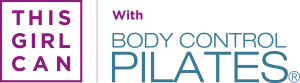 This Girl Can_Pilates logo